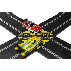 C8210 Scalextric Straight 90 Crossroads