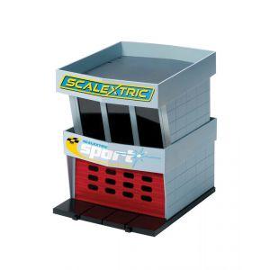 C8321 Scalextric Pit Garage