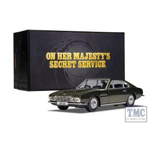 CC03804 Corgi 1:36 Scale James Bond - Aston Martin DBS - 'Her Majesty's Secret Service'