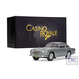 CC04313 Corgi 1:36 Scale James Bond - Aston Martin DB5 - 'Casino Royale'