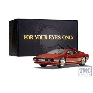CC04705 Corgi 1:36 Scale James Bond - Lotus Turbo - 'For Your Eyes Only'