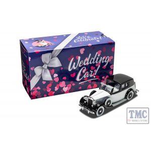 CC06806 Corgi 1:36 Scale Wedding Car