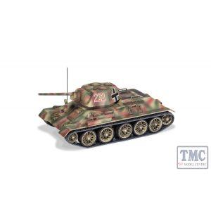 CC51606 Corgi 1:50 Scale Beute Panzer - Trophy Tank - T34-76 Model 1943