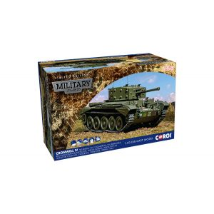 CC60613 Corgi 1:50 Scale Cromwell IV – 2nd Armoured Welsh Guards- 1944