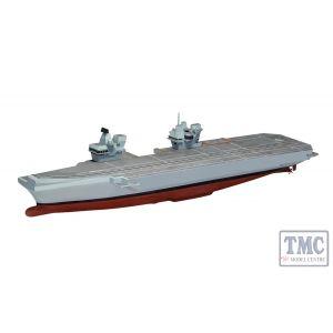 CC75000 Corgi 1:1250 Scale HMS Queen Elizabeth (R08), Queen Elizabeth-class aircraft carrier