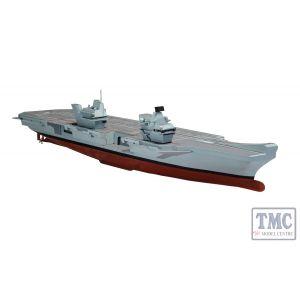 CC75001 Corgi 1:1250 Scale HMS Prince of Wales (R09), Queen Elizabeth-class aircraft carrier