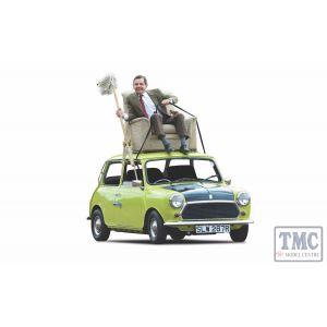 CC82114 Corgi 1:36 Scale Mr Bean's Mini - 'Do-It-Yourself Mr. Bean'
