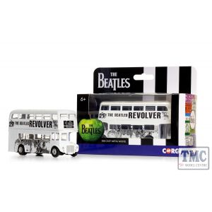 CC82340 Corgi 1:65 Scale The Beatles - London Bus - 'Revolver'