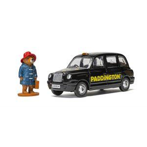 CC85925 Corgi 1:36 Scale Paddington Bear London Taxi and Paddington Bear Figure