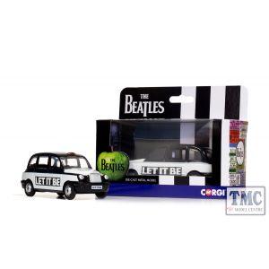 CC85926 Corgi 1:36 Scale The Beatles - London Taxi - 'Let it Be'