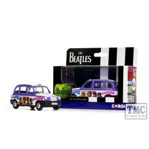 CC85928 Corgi 1:36 Scale The Beatles - London Taxi - 'Hey Jude'