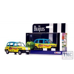 CC85930 Corgi 1:36 Scale The Beatles - London Taxi - 'Hello, Goodbye'