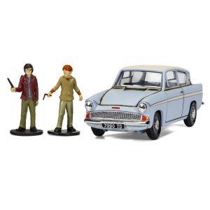CC99725 Corgi 1:43 Scale Harry Potter - Enchanted Ford Anglia w/Harry and Ron figures
