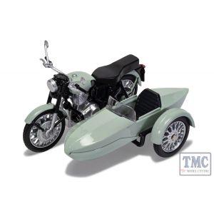 CC99727 Corgi Harry Potter Hagrid's Motorcycle & Sidecar
