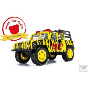 CH010 Corgi CHUNKIES Off Road Safari (Yellow & Black)
