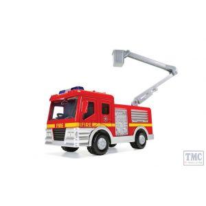 CH032 Corgi CHUNKIES Fire Crane Truck U.K.