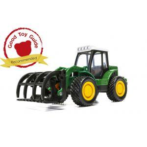 CH041 Corgi CHUNKIES Farm Tractor With Clamp