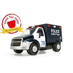 CH068 Corgi CHUNKIES Police S.W.A.T Truck.