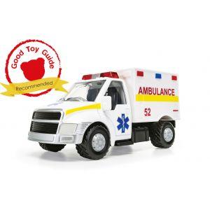 CH069 Corgi CHUNKIES Ambulance Truck.