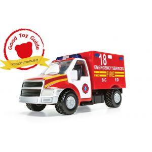CH070 Corgi CHUNKIES Rescue Fire Truck.