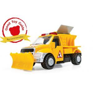 CH072 Corgi CHUNKIES Snow Plough Truck.