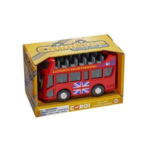 CH073 Corgi CHUNKIES London Bus U.K.