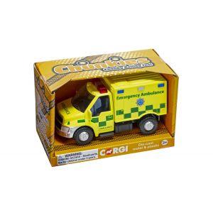 CH081 Corgi CHUNKIES Emergency Ambulance Truck U.K.