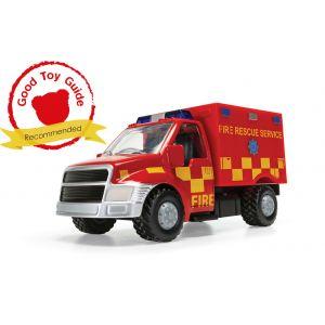 CH082 Corgi CHUNKIES Rescue Unit Fire Truck U.K.