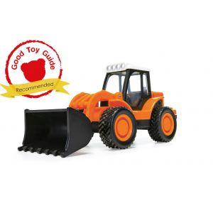 CH085 Corgi CHUNKIES Loader Tractor Construction (Orange)
