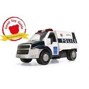 CH087 Corgi CHUNKIES Armoured Police Truck.