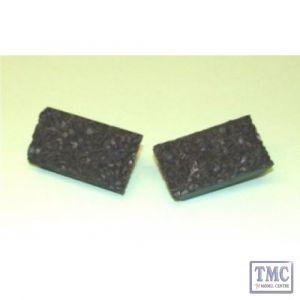 COAL2 Dapol OO Gauge Coal Loads for Ore Wagon (4)