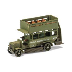 CS90611 Corgi 1:76 Scale WWI Centenary Collection Old Bill Bus