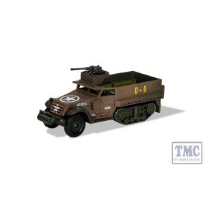 CS90631 Corgi MiM - M3 Half-Track - 41st Armoured Infantry - 2nd Armoured Division - Normandy - D Day