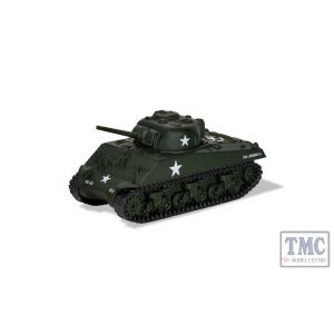 CS90632 Corgi MiM - Sherman M4 A3 - US Army - Luxembourg 1944