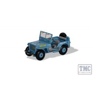 CS90633 Corgi MiM - Willys Jeep - SeeBees
