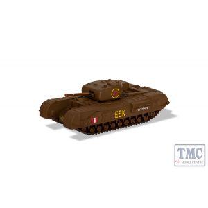 CS90637 Corgi MiM - Churchill MkIII - 6th Scots Guards Brigade 1943