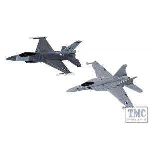 CS90684 Corgi US Strike Force Collection (F-18 and F-16®)