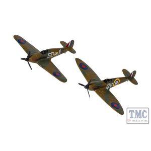 CS90686 Corgi Battle of Britain Collection (Supermarine Spitfire and Hawker Hurricane)