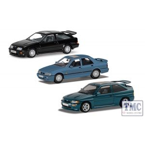 CW00001 Corgi 1:43 Scale Ford RS Cosworth Collection