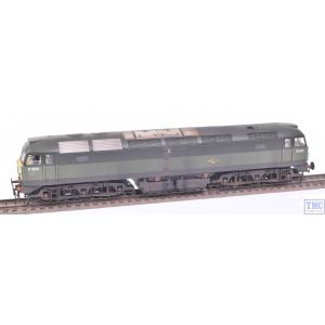 32-806 Bachmann OO Gauge Class 47/0 D1842 BR Two-Tone Green (Small Yellow Panels)