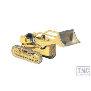 D235 Woodland Scenics OO/HO Scale Track-Type Loader (Front Loader / Digger) Kit