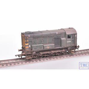 R3900 Hornby OO Gauge GWR Class 08 0-6-0 08645 'St. Piran' - Era 11