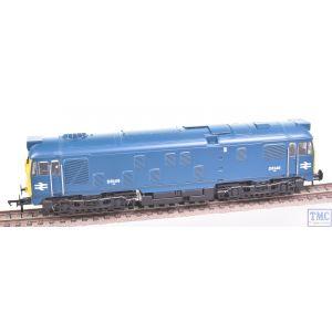 32-442 Bachmann OO Gauge Class 24/1 24137 BR Blue