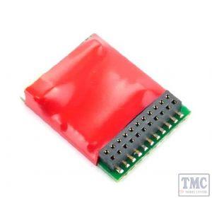 DCC91 Gaugemaster Ruby Series 2fn Standard DCC Decoder 21 Pin