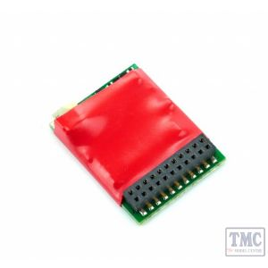 DCC95 Gaugemaster Ruby Series 6fn Pro DCC Decoder 21 Pin