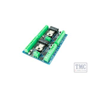 DCD-AD4fx DCC Concepts Cobalt iP DCC Decoder FX Stall Motor Drive (4-way Output)
