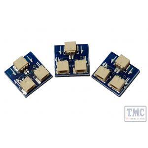 DCD-MY3 DCC Concepts Simple Y Connectors (3)