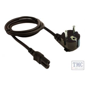 DCP-PSEU DCC Concepts EU Mains Lead for PSU-2 or CDU-2 (Standards Approved)