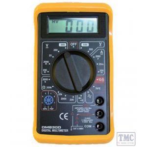 DM-830D ATP Manual Ranging Digital Multimeter