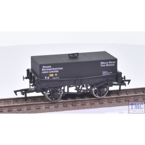Dapol OO Gauge Rectangular Tank Road Reconstruction (1934) T4 (Burnham & District)(Mint Boxed)(Pre-owned)